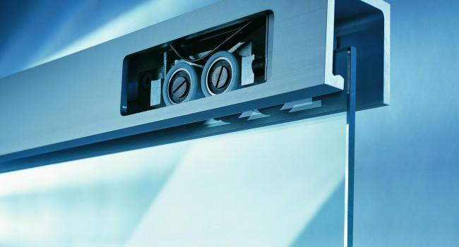 Automatska staklena vrata, SD 70